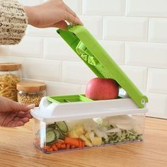 Buy Lazy Corner Set: Vegetable and Fruit Grater and Slicer at YesStyle.com! Quality products at remarkable prices. FREE WORLDWIDE SHIPPING on orders over US$35.