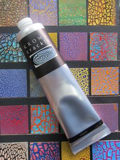 kroma crackle To use with polymer clay