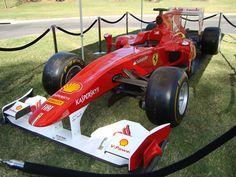 F1 Ferrari 2010