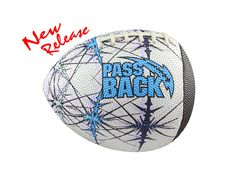 Passback Football Is Your Solo Football Practice Partner -  #football #NFL