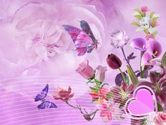 pretty flowers wallpaper | Flowers Art Wallpaper Wedding Images Wallpaper, Wallpaper App, Flower Wallpaper, Nature Wallpaper, Live Wallpapers, Butterfly Wedding, Cute Butterfly, Butterfly Print, Butterfly Background