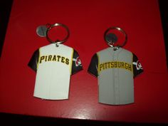 Pittsburgh Pirates Key chain throwback #PittsburghPirates