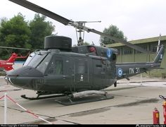Bell 212, Hellenic Air Force, Military Helicopter, Squad, Greece, Aircraft, Train, Navy, Vehicles