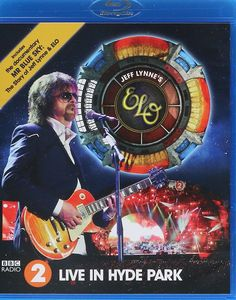 Jeff Lynne's Electric Light Orchestra Live in Hyde Park [Blu-ray]