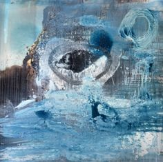 Experience the Ocean through Abstract Artist, Catherine Christie South African Homes, Building Contractors, Artist Gallery, Art Photography, Ocean, House Design, Abstract, Water, Artwork