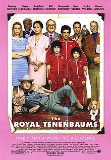Favorite Wes Anderson movie.