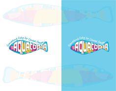 Help Aquatopia Tropical Fish with a new logo by Central Oregon, Tropical Fish, Logos, Logo, Exotic Fish, Legos