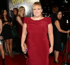Rebel Wilson She loks beautiful and is a great role Model for all of us who are curvy Beautiful Girl Body, Beautiful People, Rebel Wilson, Positive Body Image, Girls Rules, Dresses For Work, Summer Dresses, Celebs, Celebrities