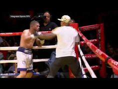 Boxer Juan Manuel Lopez FIGHTS opponents trainer after KOs Wilfredo Vazquez Jr http://www.youtube.com/watch?v=Xmowf4DCfic