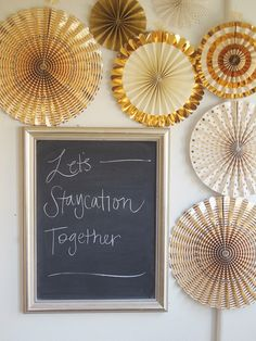 These 7 tips will help you have the most awesome staycation you can dream up! | 7 Tips for an AWESOME Staycation