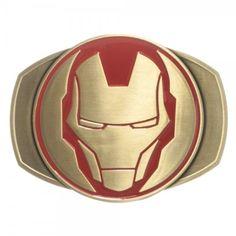 Marvel Comics Logo Belt Buckle $11.99