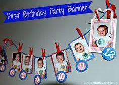 boys first birthday ideas - Google Search