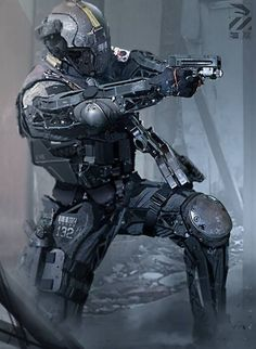 Awesome could be the new battle suit for the military personnel Suit Of Armor, Body Armor, Medieval Combat, Science Fiction, Tactical Armor, Futuristic Armour, Sci Fi Armor, Future Soldier, Armor Concept
