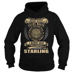 (Top Tshirt Popular) STARLING at Tshirt design Facebook Hoodies Tee Shirts