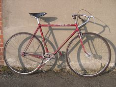 1952 Claud Butler Road Track Model_0001 by fahrradjusti, via Flickr