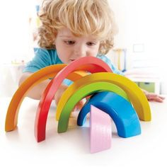 Hape rainbows curves one of our favs at FMP