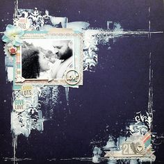 Lo by Agnieszka D / P13 scrapbooking papers