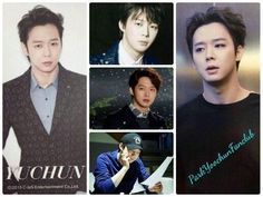 Micky Yoochun Love ^_^ 我的有天 ❤️ JYJ Hearts