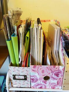 Craft Room Storage Solutions, Folders
