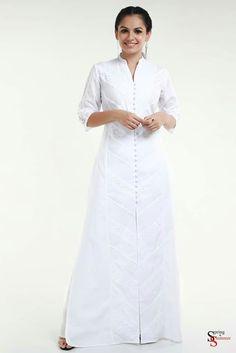 Party Frocks, White Dress, Dresses, Fashion, White Dress Outfit, Moda, Vestidos, Fashion Styles, Dress