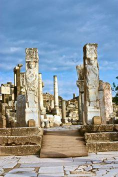 Efesus, Turkey