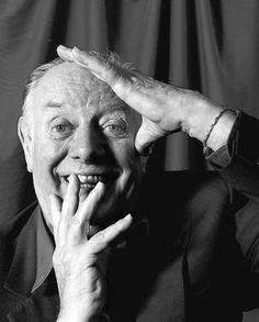 Dario Fo (1926-2016) actor, director, writer, painter.