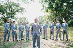 Bob & Melissa's Kindred Oaks Wedding: Matthew Alvarado Photography #summerwedding