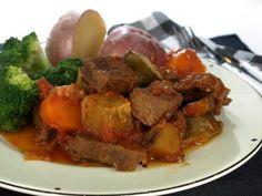 Beef & Vege Casserole