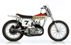 Bultaco Astro Flat Tracker - My all time Favorite of the Flat Trackers