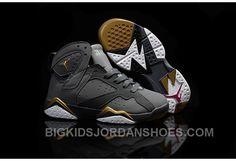 http://www.bigkidsjordanshoes.com/2016-air-jordan-7-vii-retro-gold-medal-kids-shoes-black-metallic-gold-moments-442960407-online.html 2016 AIR JORDAN 7 VII RETRO GOLD MEDAL KIDS SHOES BLACK METALLIC GOLD MOMENTS 442960-407 ONLINE Only $85.00 , Free Shipping!