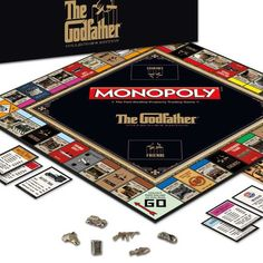 Fancy - Godfather Monopoly