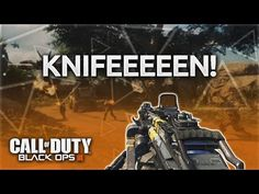 KNIFEEEEN!! 8 man party - 🎮 Call of Duty: Black Ops III #3