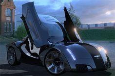 Paulin VR Concept sports