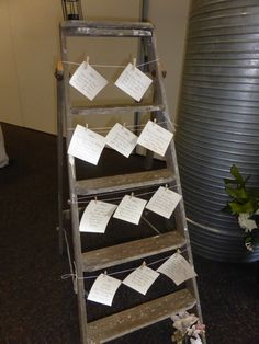 Wedding receptions and ceremonies are delightful moments at the Tailrace Centre. Seating Charts, Rustic Charm, Ladder Decor, Rustic Wedding, Home And Family, Inspiration, Home Decor, Biblical Inspiration, Decoration Home
