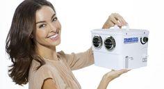 Transcool evaporative cooler