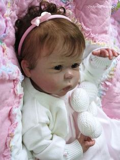 Mia by Linda Murray - Online Store - City of Reborn Angels Supplier of Reborn Doll Kits and Supplies