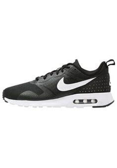 Nike Air Max Sport Tavas Essentiels - Contrebasses Paniers - Noir / Blanc