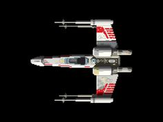 X-Wing Fighter by Christopher Perry