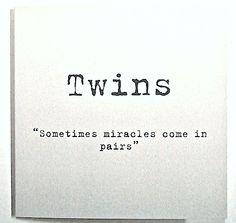 #Twins Card £2.99 www.twinsgiftcompany.co.uk