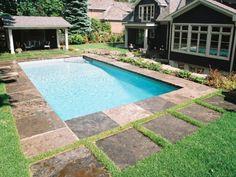 1000 images about piscines creus es on pinterest internet petite piscine - Prix d une petite piscine ...