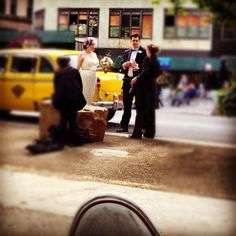 Meanwhile, somewhere uptown… #white #converse #nyc #stranger #wedding