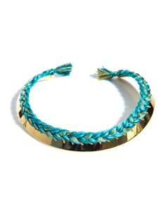 Aurélie Bidermann Copacabana gold necklace