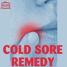 Dr Oz: Dirty Towels Vs Sheets & Lemon Balm Extract Cold Sore Remedy