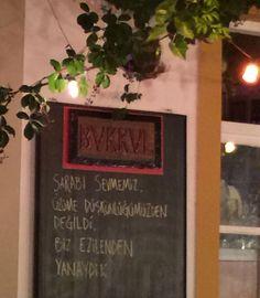Şarabı sevmemiz üzüme düşkünlüğümüzden değildi.Biz ezilenden yanaydık!#bozcaada