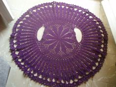 La ventana azul: 58.- Chaleco circular a crochet