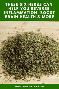 Every day we use different spices in order to flavor up our meals, and many of them also offer a variety of health benefits. Such as, oregano is a powerful antibacterial agent, while turmeric can fight inflammation and reduce the symptoms of asthma