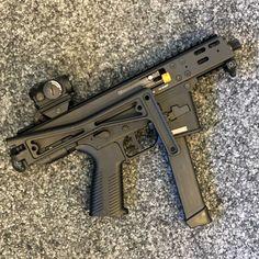 GHM9 Glock magazine lower. #gen2 #b&t #swiss Weapons Guns, Military Weapons, Guns And Ammo, Assault Weapon, Assault Rifle, Ar Pistol, Battle Rifle, Submachine Gun, Cool Guns