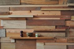 Rustic Modern Inspiration with Wood Wall Panel 2 Rustic Ideas Modern Interior Inspiration with Wood Panel Walls Australian Interior Design, Interior Design Awards, Modern Interior, Interior Walls, Wooden Wall Panels, Wood Panel Walls, Wood Paneling, Wood Slats, Coffee House Interiors