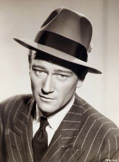 It's The Pictures That Got Small ...John Wayne