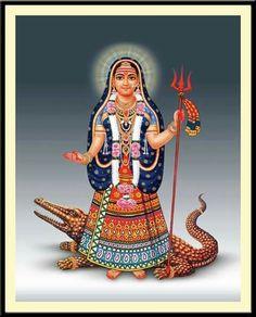 Khodiyaar maa Mother Kali, Mother Goddess, Durga Images, Lord Krishna Images, Maa Wallpaper, Wallpaper Pictures, Maa Image Hd, Indian Flag Images, Kali Mata